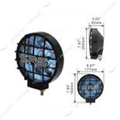 Фары дополнительного света DLAA 911-BB/H3-12V-55W/d=177mm