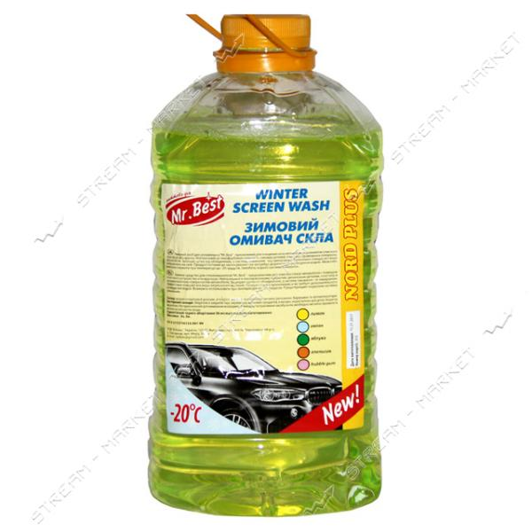 Стеклоомывающая жидкость Mr. BEST - 20 для авто 3л