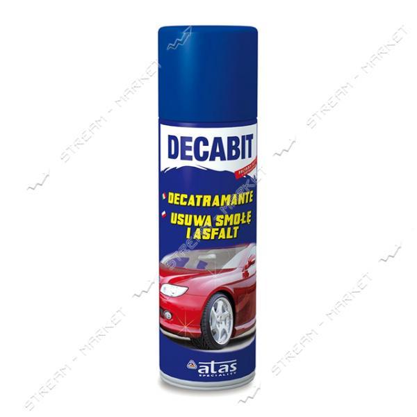 Очиститель битума ATAS/DECABIT 250мл