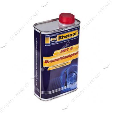 Тормозная жидкость Rheinol DOT4 1л