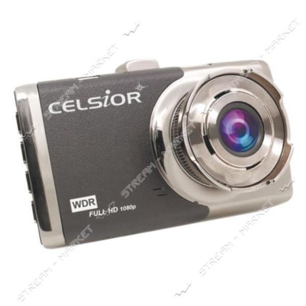 Автомобильный цифровой видеорегистратор CELSIOR DVR CS-1808S FUL HD