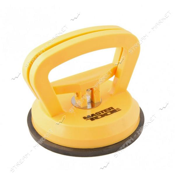 Держатель вакуумный MASTERTOOL 14-0901 для стекла одинарный 40 кг