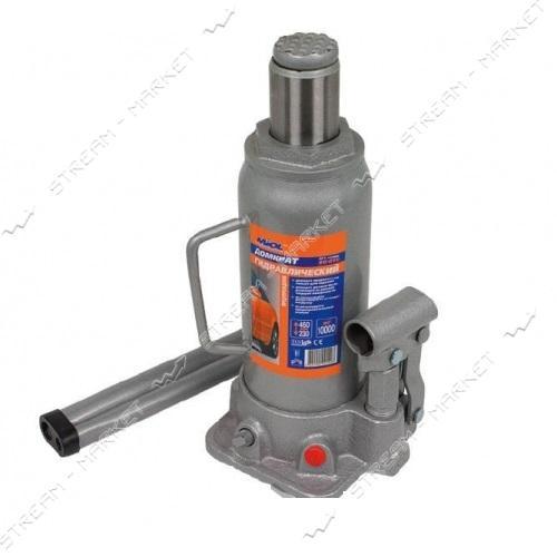 Miol 80-050 Домкрат гидравлический бутылочный 10т, 230-460мм