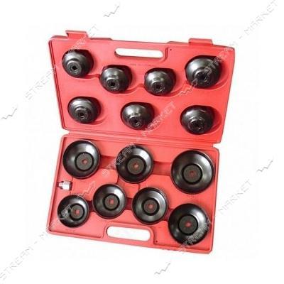 ALLOID (НС-4017) Комплект чашек для съема масляных фильтров 15 предметов