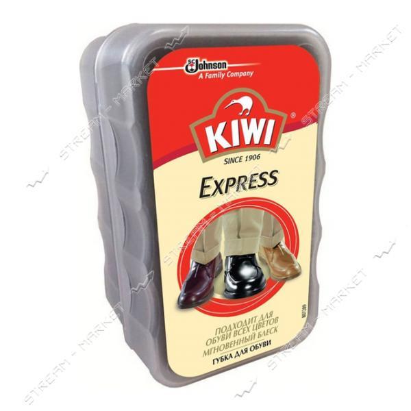 KIWI Губка-Экспресс бесцветная без дозатора 6мл