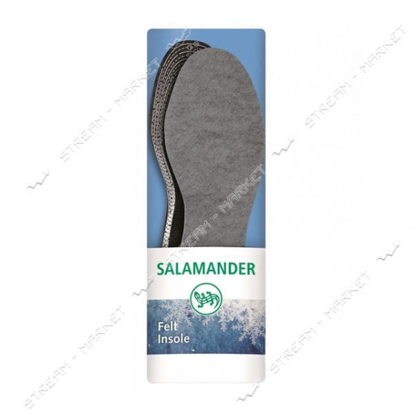 Salamander Стельки Felt Insole войлочные, размер 36-46
