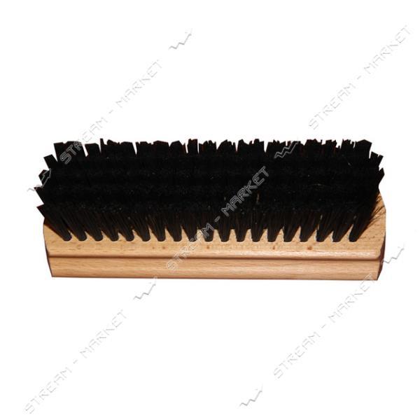 Щетка для обуви черная 140мм