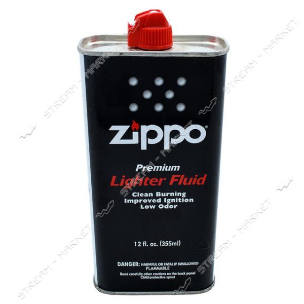 Баллон для заправки зажигалок Zippo бензин 355мл