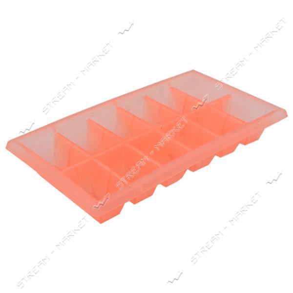 Форма для льда 12 ячеек кубики