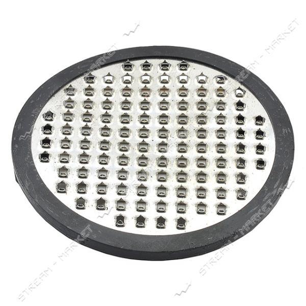 Рыбочистка пластиковая круглая d9см
