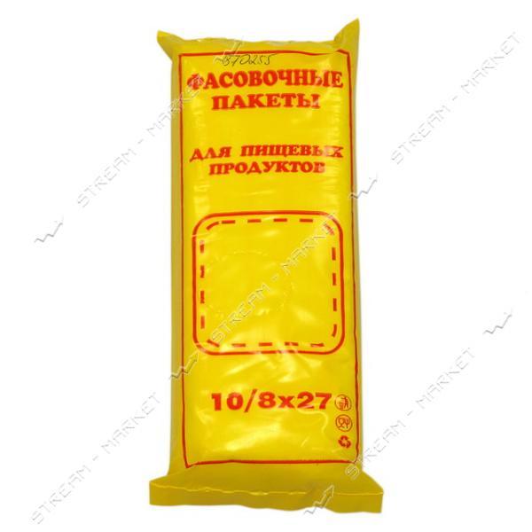 Пакет полиэтиленовый фасовка №2 Кенгуру GP 10х27 см