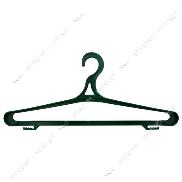 Набор вешалок для одежды пластик 10 шт