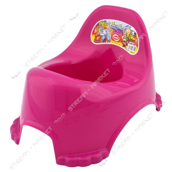 Горшок детский 'Pootty Chair' цвета в ассорт. Турция
