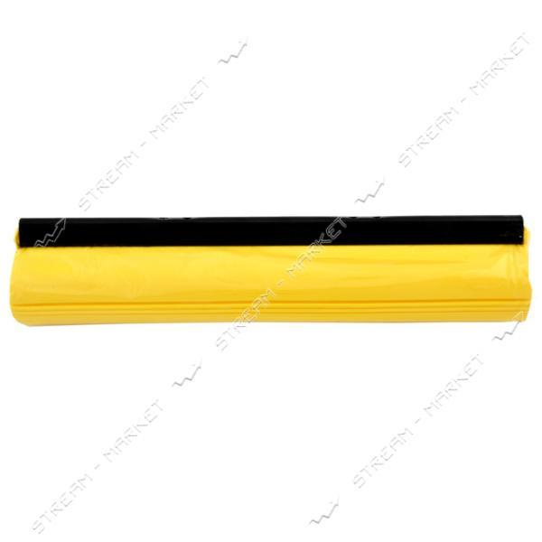 Запаска для швабры мягкая (цветная) 33см Тар Лев