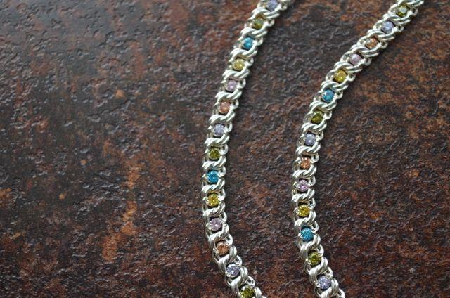 Фото Браслеты Серебро браслет арабский бисмарк с закрепкой