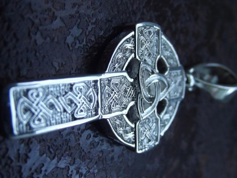 Фото Кресты Серебряный Кельтский Крест