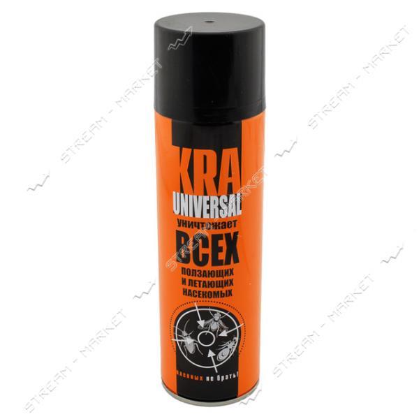 Средство для уничтожения насекомых KRA KILLER UNIVERSAL 335мл