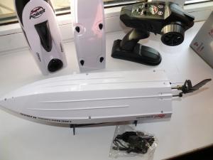 Фото Катера, лодки. Катер HJ806 радиоуправляемый, длина 47 см, скорость 35 км/ч