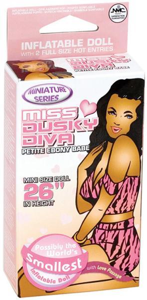 Секс кукла Miss Dusky Diva