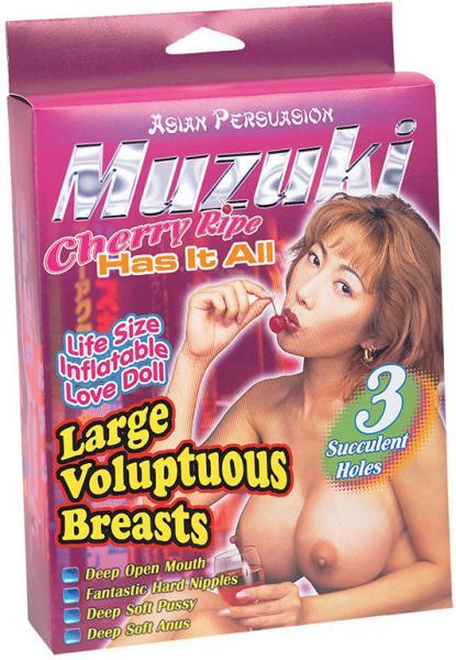 Секс кукла Muzuki Cherry Ripe
