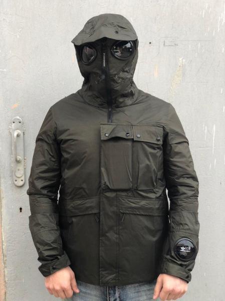 Вітровка C.P. Company х Adidas - green XL