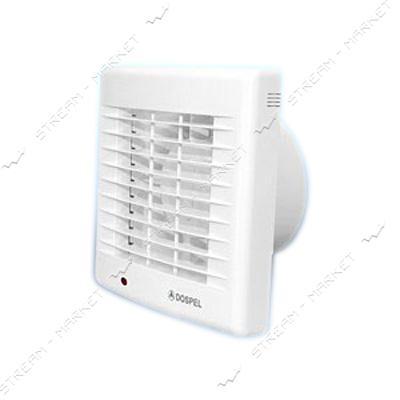 Вентилятор вытяжной DOSPEL POLO 6 150 AZ автоматические жалюзи