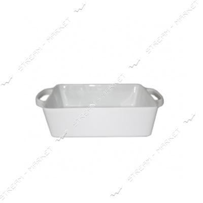 Форма для выпечки SNT 260-31-08 квадратная белая
