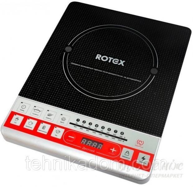 Плита индукционная Rotex RIO200-C
