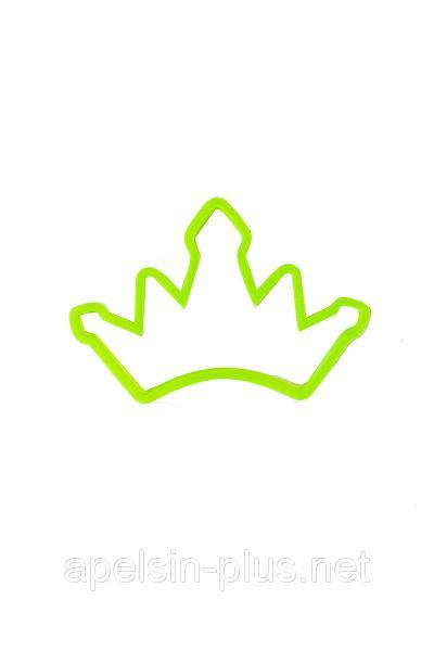 Вырубка кондитерская для пряников и печенья Корона 12,0 см