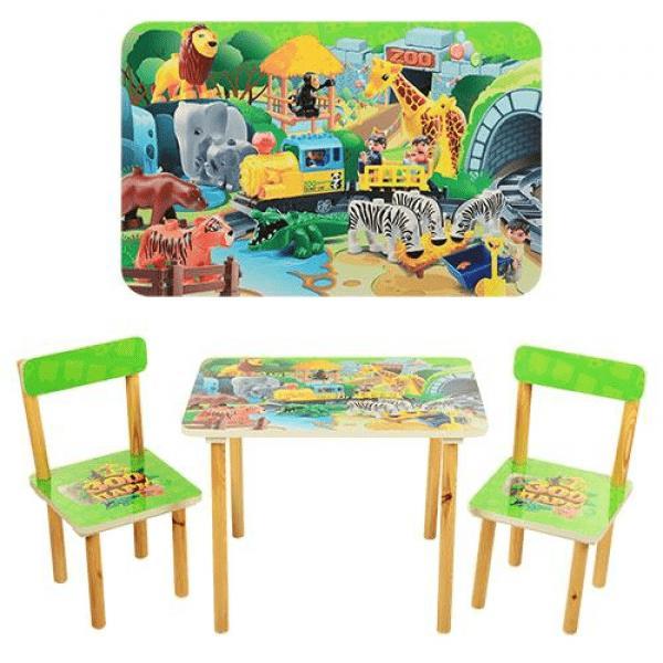 Детский столик 501-19