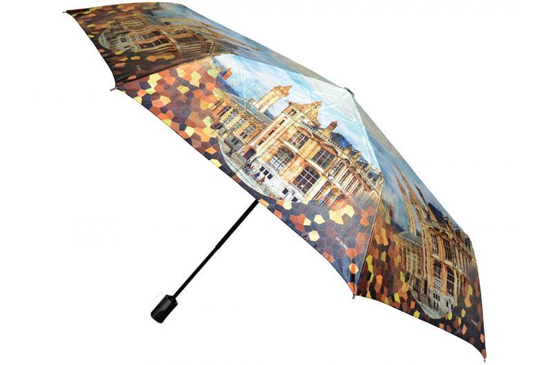 Женский зонт Три Слона ( полный автомат ) арт. 363A-02