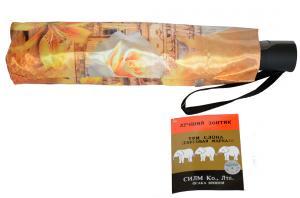 Фото Женские зонты, Зонты женские Три Слона Женский зонт Три Слона ( полный автомат ) арт. 363A-05