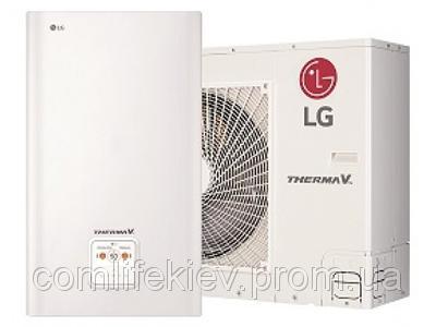 Тепловой насос LG HU051.U43 + HN1616 NK3 (1ф)-5кВт