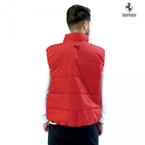 Жилетка PUMA FERRARI RED. Мужская одежда 52