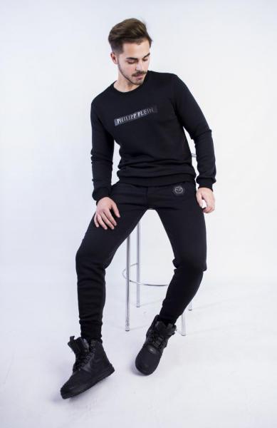 Мужские Спортивные Штаны  Philipp Plein. Мужская одежда. Реплика XL