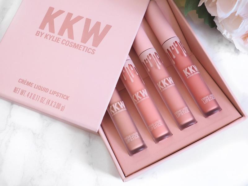 Набор помад KKW by Kylie Cosmetics