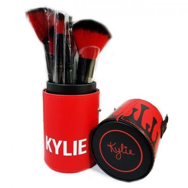Набор кистей Kylie в тубе 12 шт