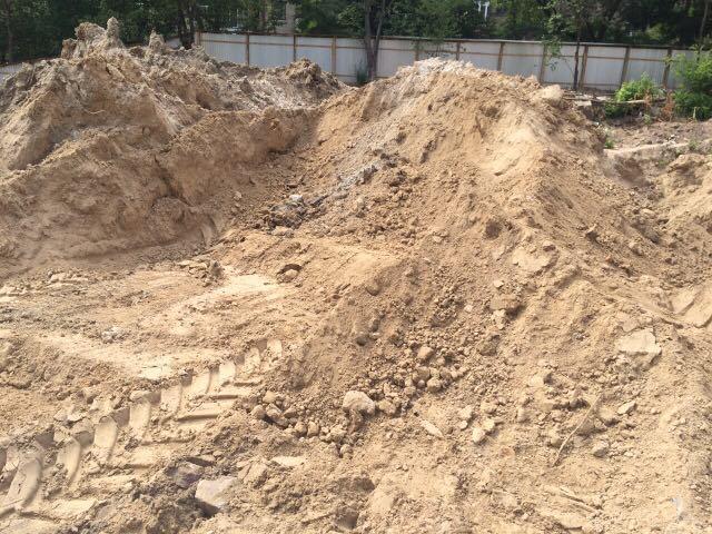 Пісок на підсипку (підсипка)