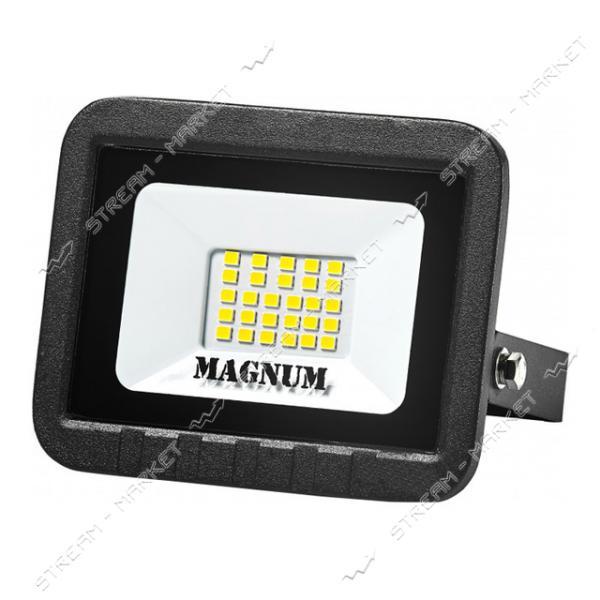 Прожектор MAGNUM LED ECO 20 W IP65 6500 К slim