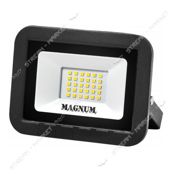 Прожектор MAGNUM LED ECO 30 W IP65 6500 К slim