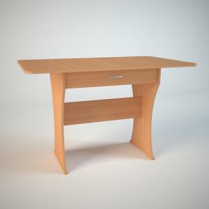 Столы обеденные раскладные СО-1 в разных цветах (Комфортная мебель)