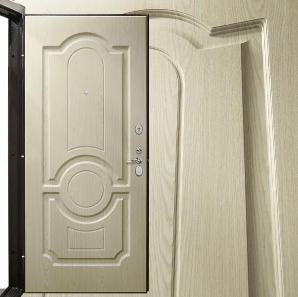 Фото ДВЕРИ В КВАРТИРУ СЕРИИ «форт» Дверь Абарра