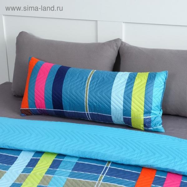 Подушка декоративная Экономь и Я «Лофт» 30×80 см, 100% полиэстер