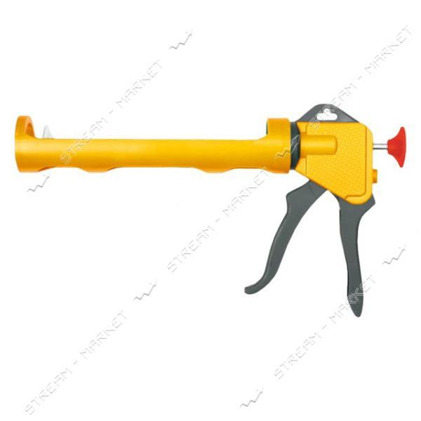 ZYP (210-438) Пистолет для силикона (пластиковый)