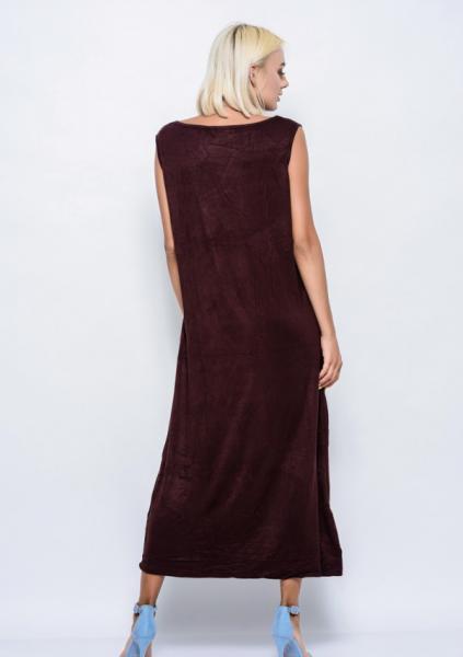 Фото  Платья ISSA PLUS WN9-88  M коричневый