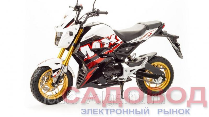 Мотоцикл MOTOLAND MX 125 Мотоциклы, мотороллеры, скутеры, мопеды на рынке Садовод