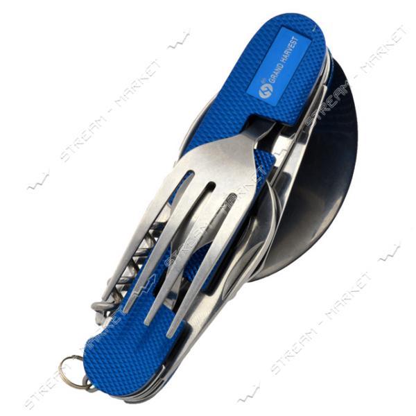 Нож раскладной Турист в чехле