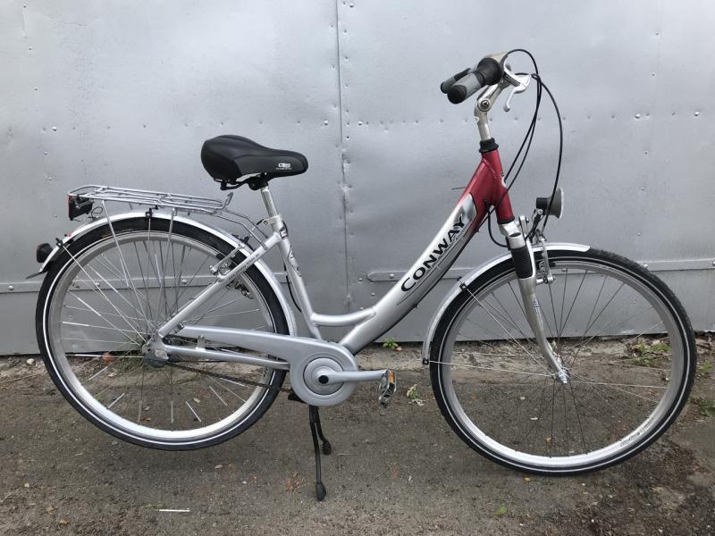 Велосипед CONWAY 28 на планетарной втулке SRAM 7