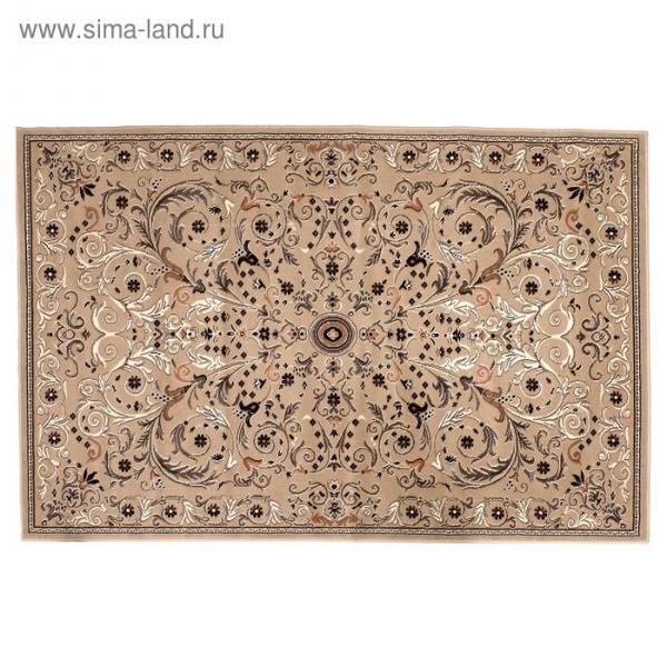 Ковёр Кашемир 50164/55, размер 150х230 см, ворс 8мм, 1890 г/м2,100% ПП