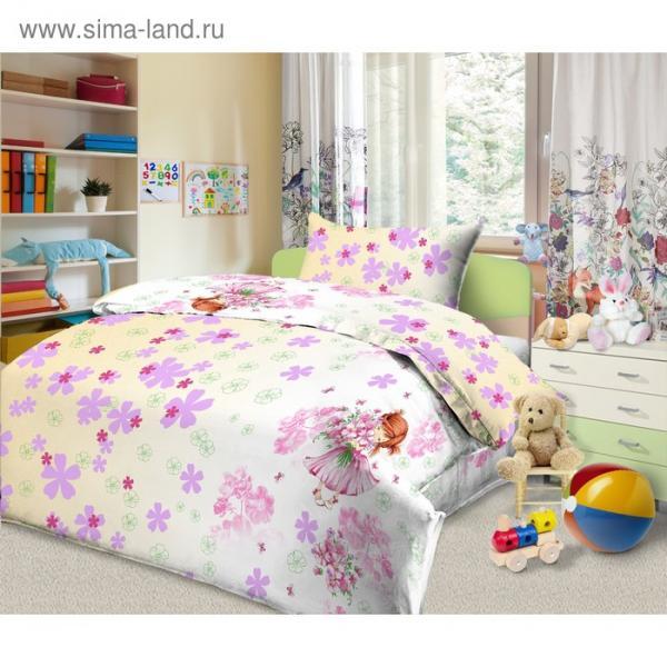 Детское постельное бельё 1,5 сп. «Сонечка»